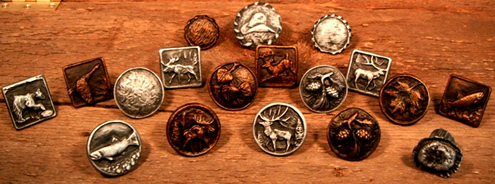 Rustic Cabinet Knobs